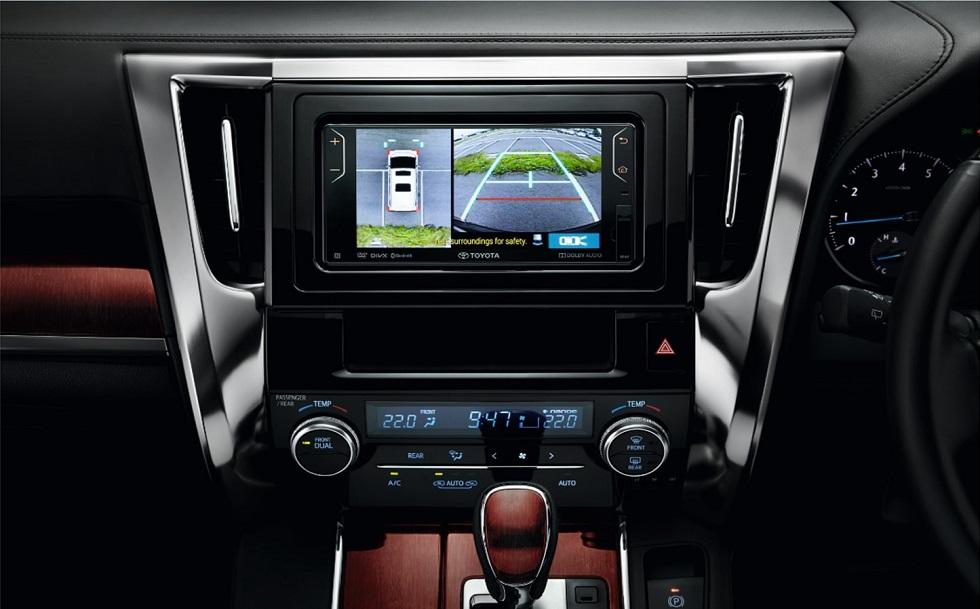 Toyota Alphard Vellfire Tampil Segar Untuk Kegunaan