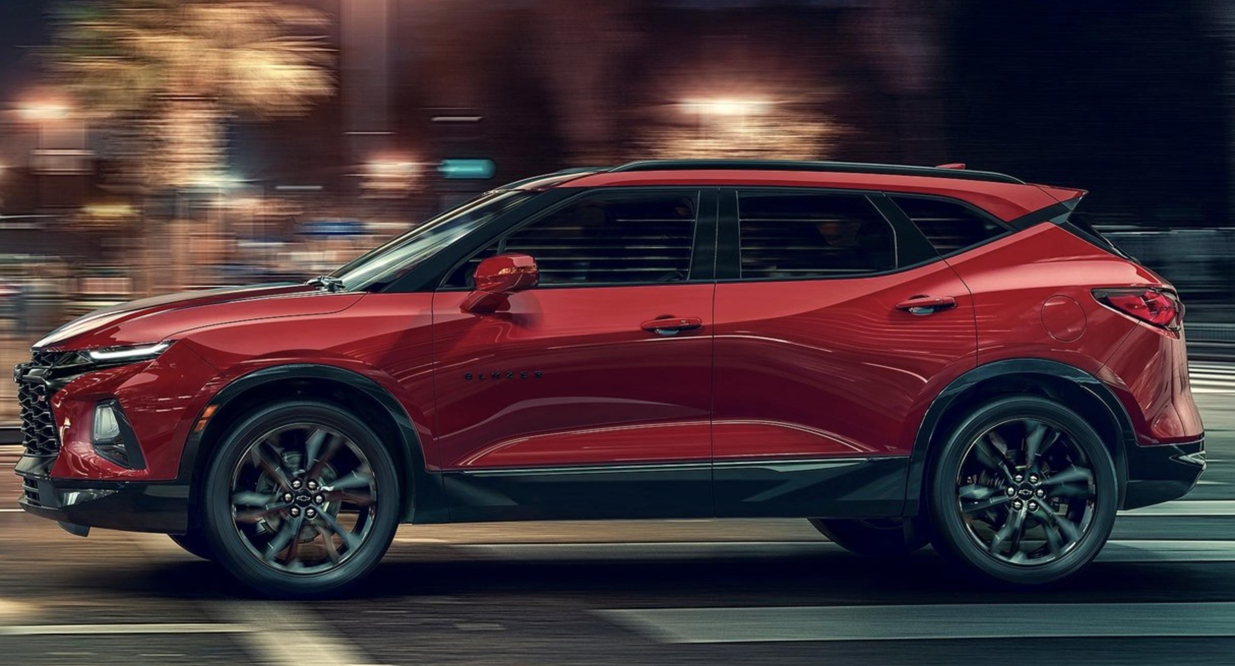 Chevrolet Blazer Baharu Jadi Crossover Careta