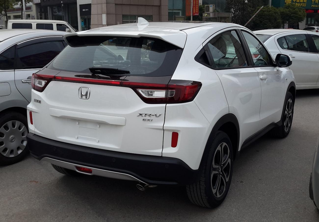 Imej Honda XR-V 2019 terbocor - nadi enjin VTEC 1.5L NA dan 1.5L Turbo!   Careta