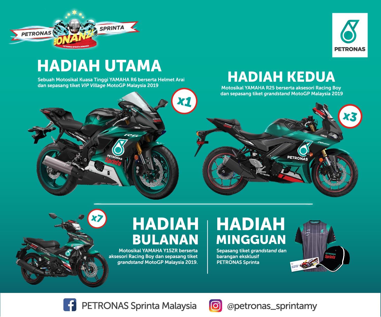 PETRONAS Sprinta Malaysia