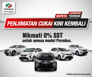 Perodua-Tax Exemption