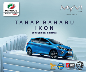 MYVI 2020 - The Next Level Icon