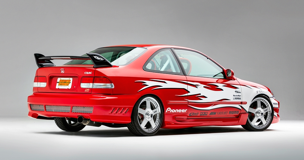 1999 Civic Si Heritage Super Street Build