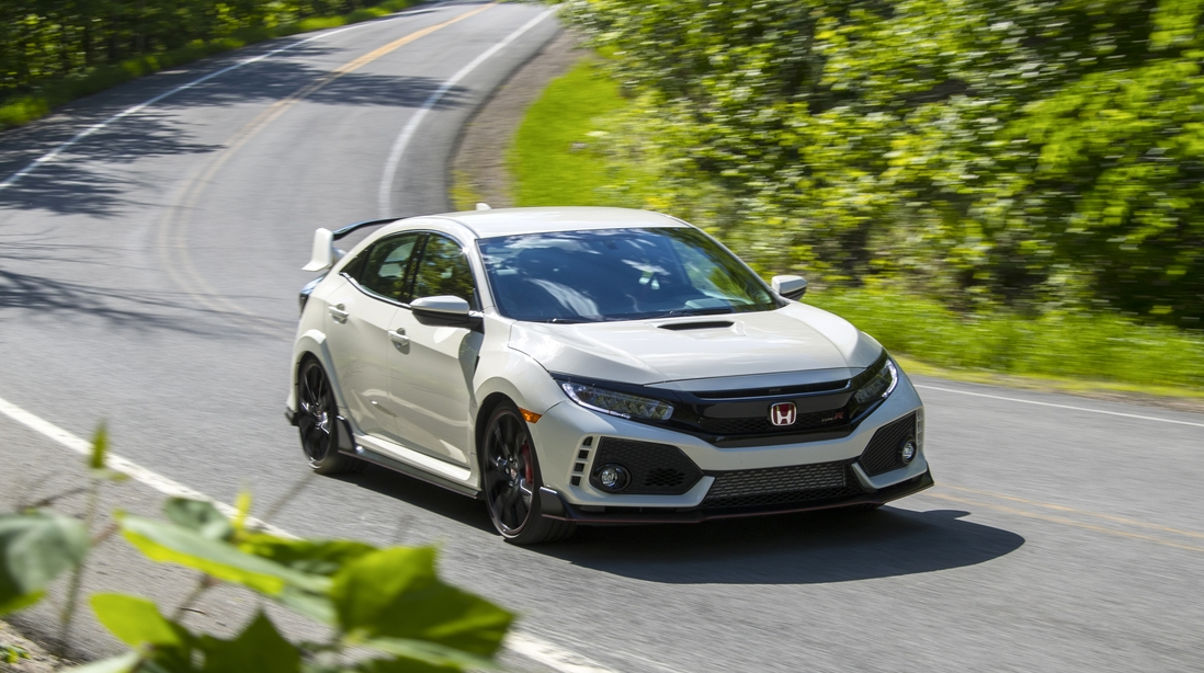 Honda Civic Type R AS