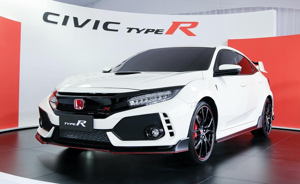Honda Civic Type R Dibuka Untuk Tempahan Harga Masih Lagi Misteri