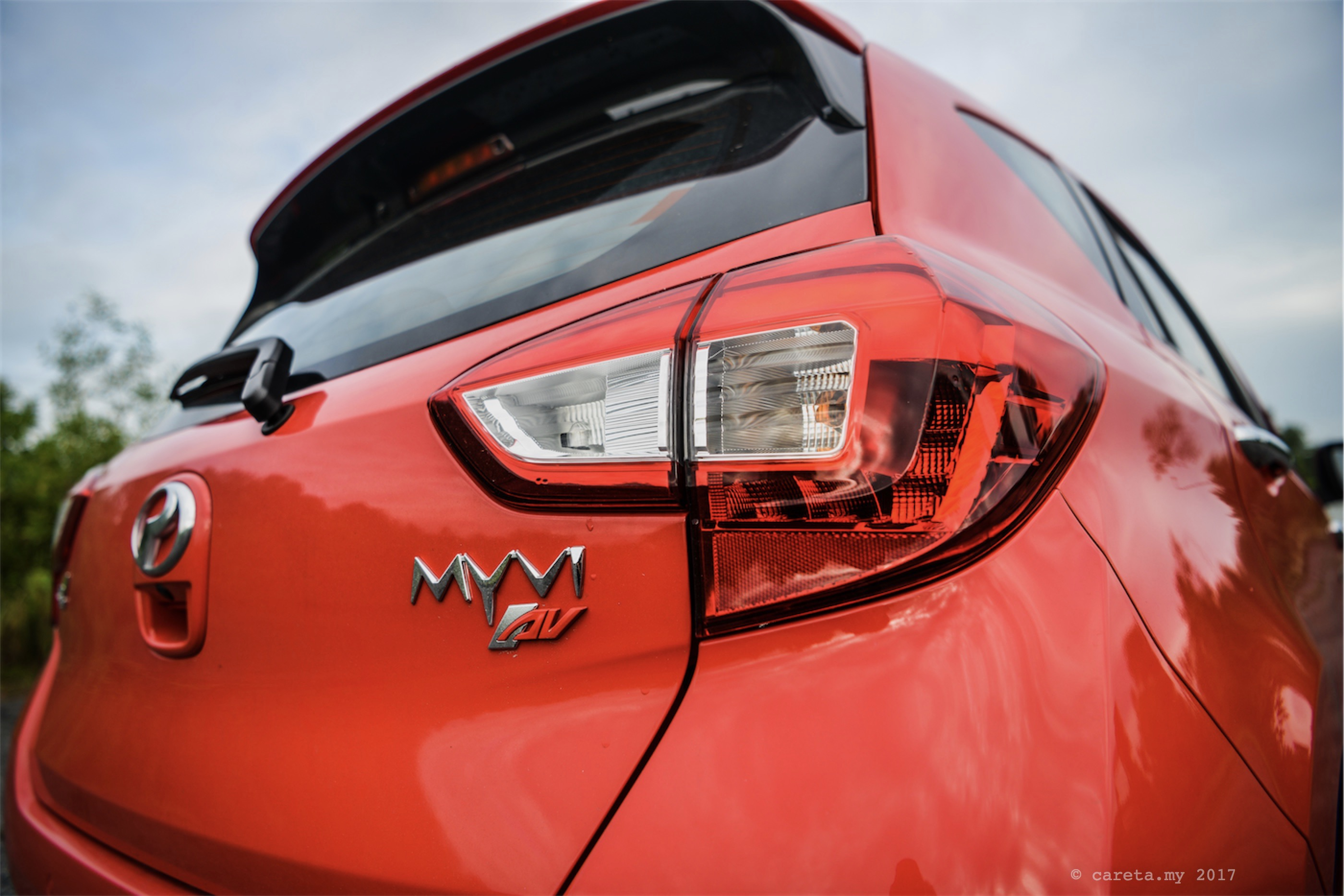 Myvi AV badge