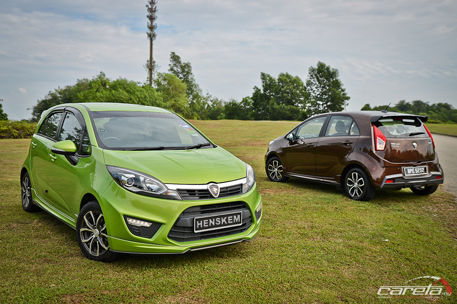 new and old iriz