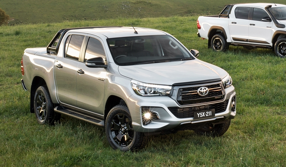 Toyota Hilux Rouge
