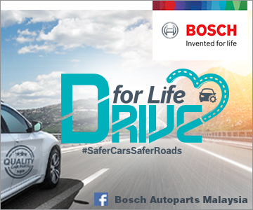 Bosch billboard