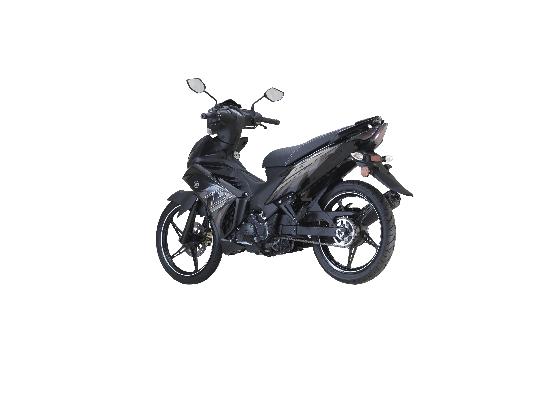 Yamaha Y135LC kini dengan warna dan grafik baharu | Careta