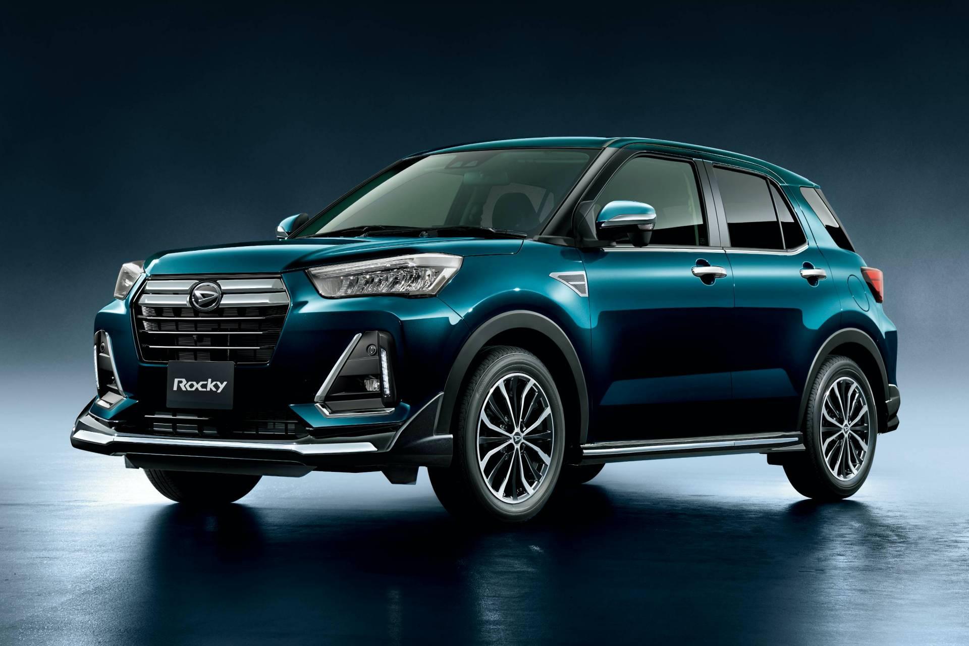 Daihatsu Rocky 2020 - lebih aksesori ditawarkan, harga