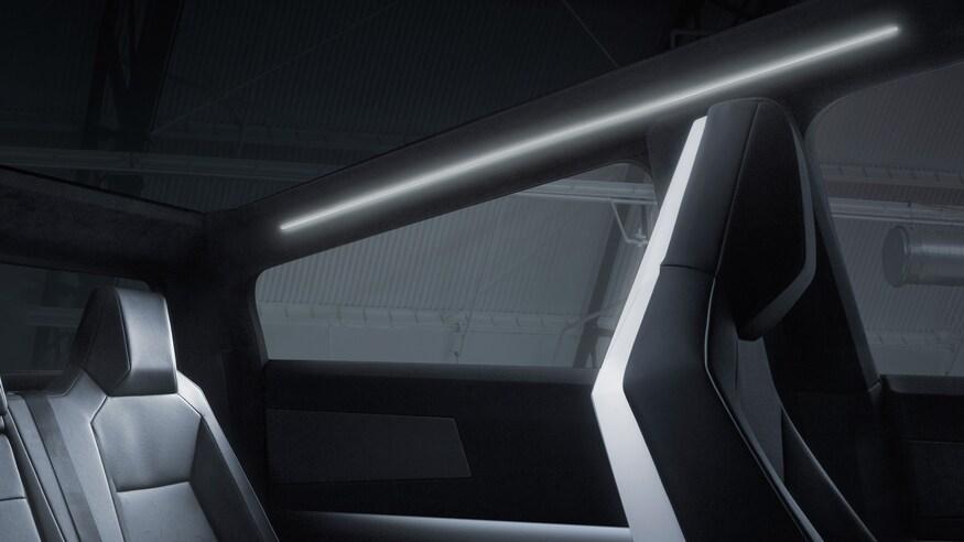 Dubai Police bakal guna Tesla Cybertruck di kawasan ...