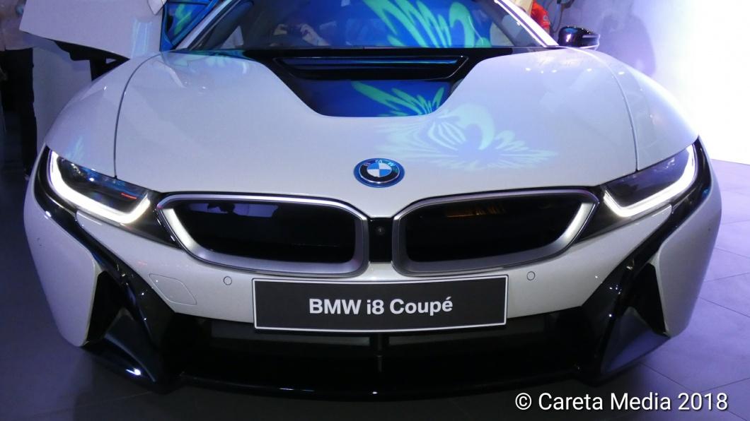 Bmw Malaysia Perkenal Kereta Sport Bmw I8 Coupe Baharu Harga Rm1 3