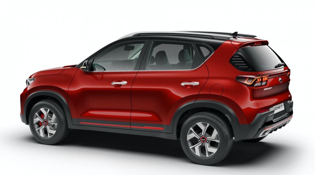 Kia Sonet 2020 - pakej lengkap dan moden dalam sebuah SUV ...
