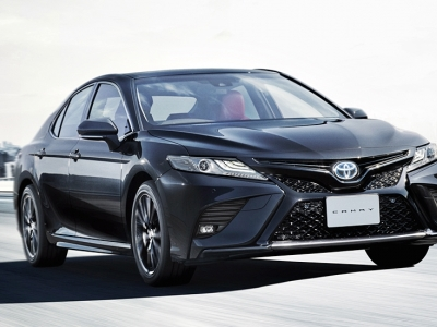 Toyota Camry 40th Anniversary Special Edition
