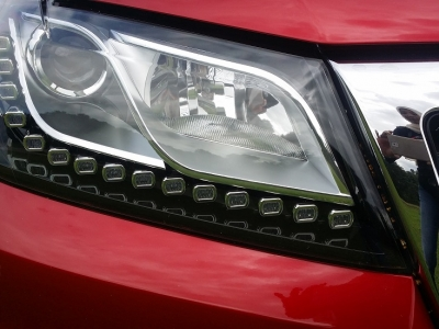 Haval H2 headlight