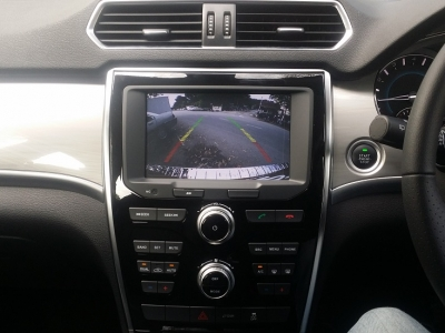 Haval H2 Dashboard