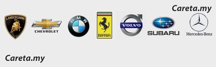 Cerita Di Belakang Logo Jenama Jenama Kereta Terkenal Careta