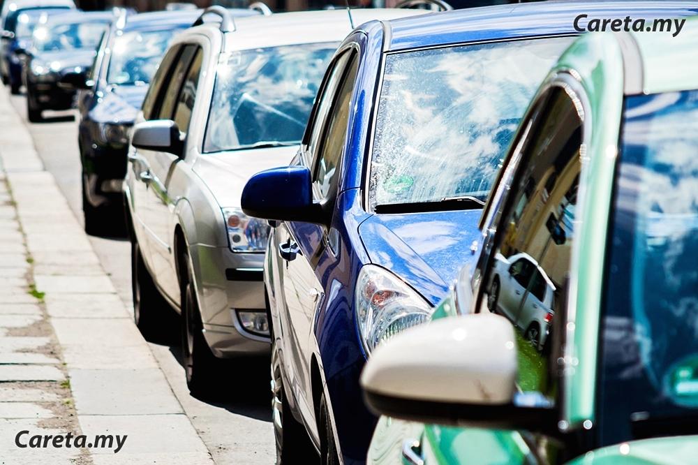 1 daripada 5 pemandu rasa sukar untuk parkir kereta - Kajian