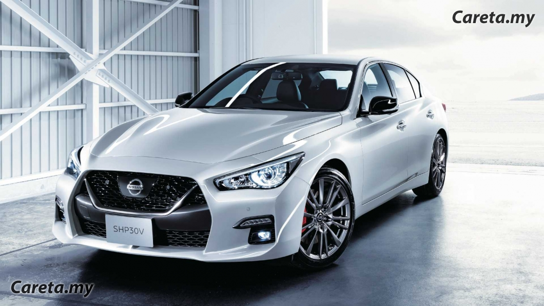 Nissan Skyline facelift 2019 - bawakan elemen GT-R dan ...